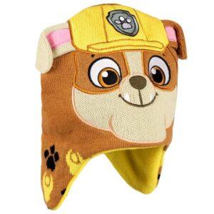 Paw Patrol - Cappellino peruviano Rubble con orecchie