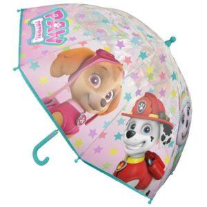 Ombrello trasparente Paw Patrol Skye