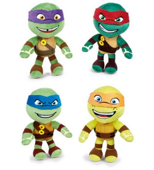 Peluche Tartarughe Ninja 20cm-Donatello