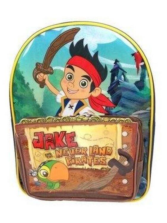 Zainetto Jake e i pirati dell'isola che non c'è