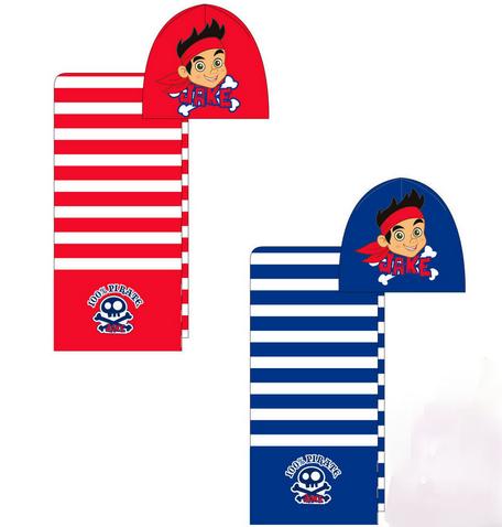 Set sciarpa e cappellino Jake il Pirata
