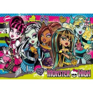 Puzzle Monster High 104 pezzi