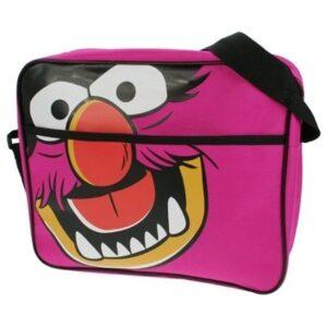 Borsa postina con tracolla Muppets