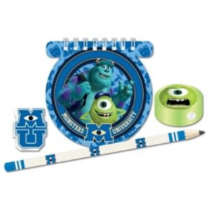 Set Gadgets Monster University 20 pz