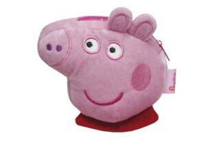 Borsetta sagomata Peppa Pig
