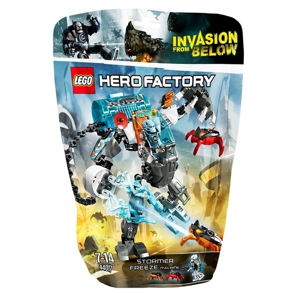 Lego Hero Factory - Stormer Freeze Machine