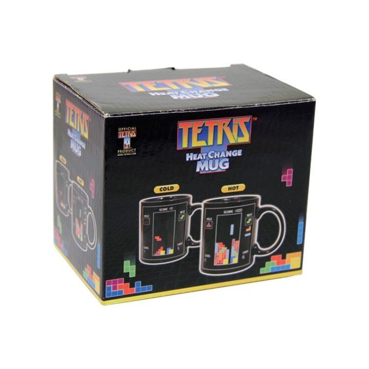 Tazza mug Nintendo Tetris cambiacolore