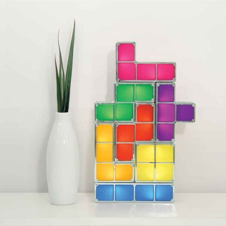 Luce impilabile Nintendo Tetris