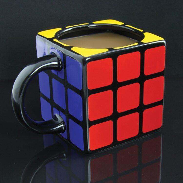 Tazza mug Cubo di Rubik