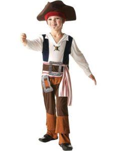 Costume bimbo Jack Sparrow