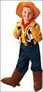 Costume Toy Story Woody
