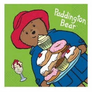Tovaglioli festa Paddington Bear 8pz