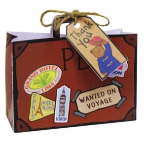 Confezione party bags Paddington Bear 8pz