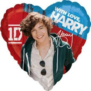 Palloncino a elio Harry One Direction