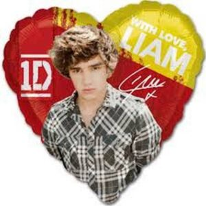 Palloncino a elio Liam One Direction