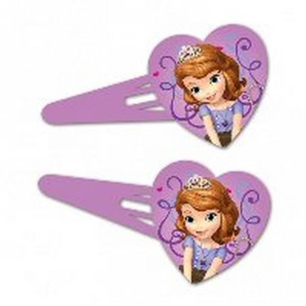 Fermagli per capelli Sofia la Principessa