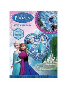 Libro Adesivi Disney Frozen