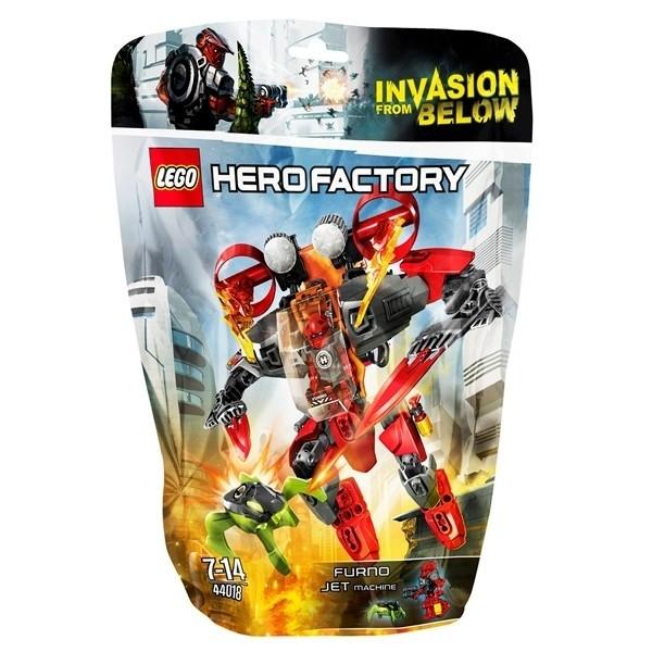 Lego Hero Factory - Furno Jet Machine