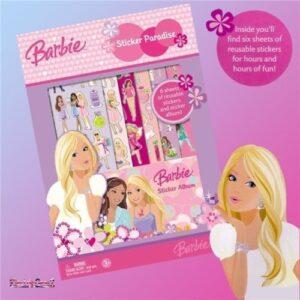 Stickers Paradise Barbie
