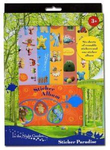 Stickers Paradise La Foresta dei Sogni