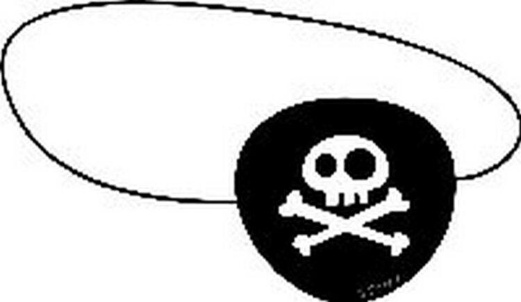 Confezione 4 Bende Jake e i Pirati