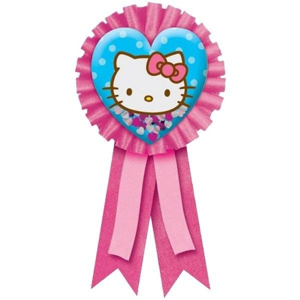 Coccarda Hello Kitty
