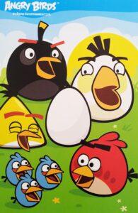 Biglietto Auguri XL Angry Birds