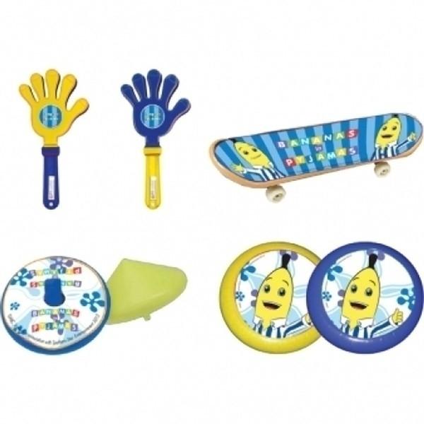 Set gadgets Banane in Pigiama 24pz