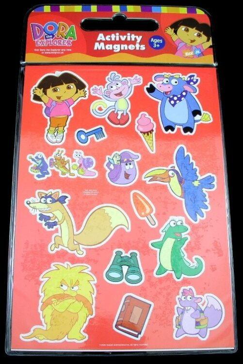 Set magneti Dora l'Esploratrice