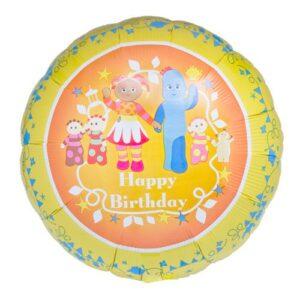 Palloncino Happy Birthday La Foresta dei Sogni