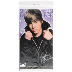 Tovaglia festa Justin Bieber