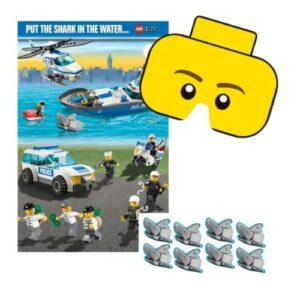 Gioco per festa Lego