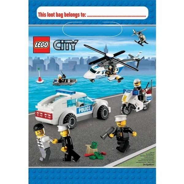 Buste sorpresa Lego City