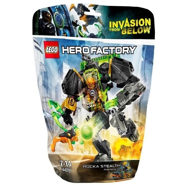 Lego Hero Factory - Rocka Stealth Machine