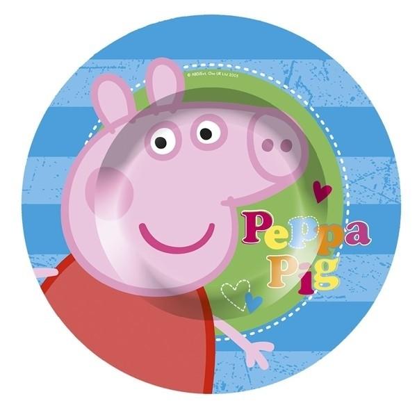 Scodellina in carta Peppa Pig