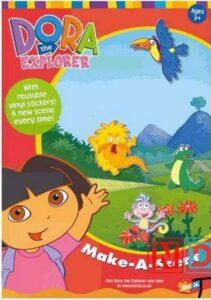 Crea la tua scena Dora l'Esploratrice