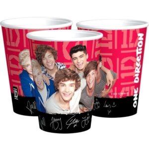 Bicchieri festa One Direction
