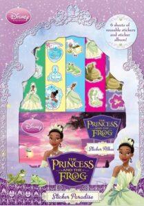 Stickers Paradise La Principessa e il Ranocchio