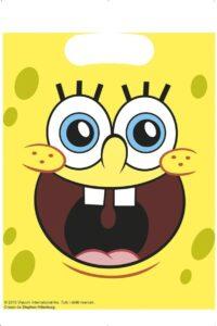 Sacchetti per regalini Spongebob