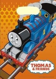 Sacchetti per regalini Trenino Thomas