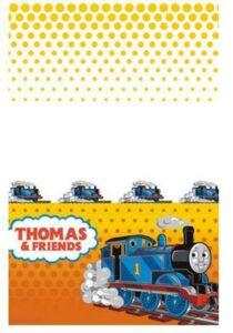 Tovaglia per festa Trenino Thomas
