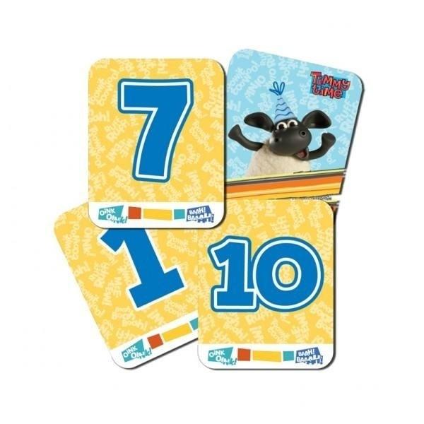Carte gioco Timmy Time