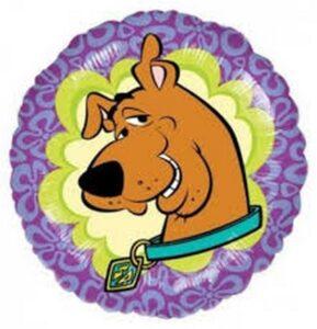 Palloncino ad elio Scooby Doo
