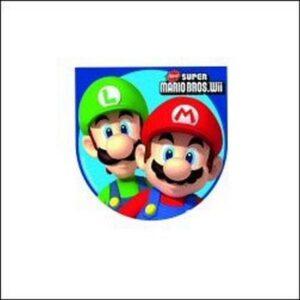 Confezione 4 bloc notes Super Mario