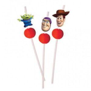 Cannucce con personaggi Toy Story 3