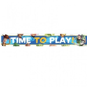 Confezione 3 banner Toy Story Time to Play