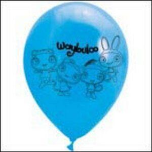Palloncini per festa Waybuloo