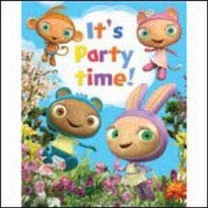 Inviti per festa Waybuloo