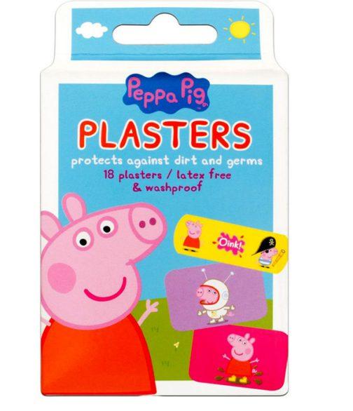 Confezione cerotti Peppa Pig