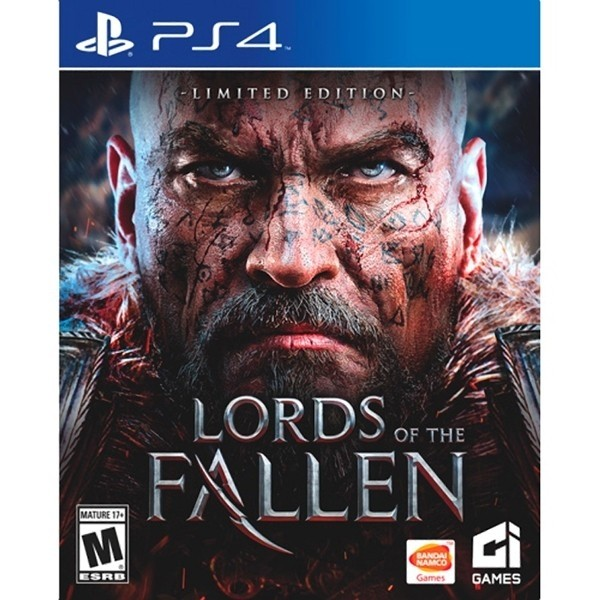 Lords of the Fallen Limited Edition (Playstation 4)